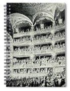 Covent Garden Theatre, 1795 Spiral Notebook