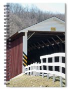 Covered Bridge Pa Spiral Notebook
