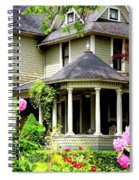 Covered Porch Spiral Notebook