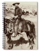 Cowboy, 1887 Spiral Notebook