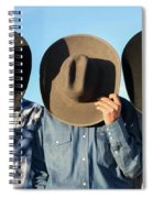 Cowboys Anonymous Spiral Notebook