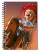Cowgirl Spiral Notebook