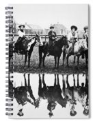 Cowgirls, 1907 Spiral Notebook