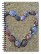 Cowrie Love Spiral Notebook