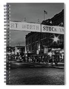 Cowtown Spiral Notebook