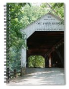 Cox Ford Bridge Spiral Notebook