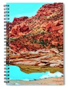 Coyote Butte Spiral Notebook