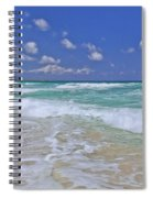 Cozumel Paradise Spiral Notebook
