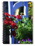 Cozy Corner Spiral Notebook