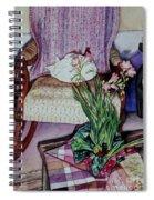 Cozy Kitty Spiral Notebook