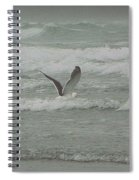 Crab Fishing Spiral Notebook
