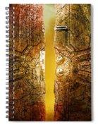 Crack Of Dawn Spiral Notebook