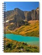 Cracker Lake Valley Spiral Notebook