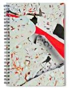 Cracking Up Spiral Notebook