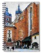 Cracow Art 1  Spiral Notebook