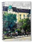 Cracow Art 2 Wawel Spiral Notebook