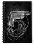 Craftsman Drill Motor Bs Bw Spiral Notebook