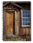 Craftsmanship Spiral Notebook