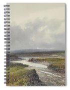 Cranmere Pool, Dartmoor Spiral Notebook
