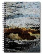 Crater Island Spiral Notebook