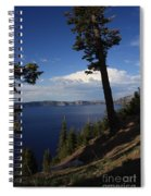 Crater Lake 7 Spiral Notebook