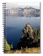 Crater Lake 7 Spiral Notebook