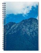 Crater Volcan De Agua Spiral Notebook