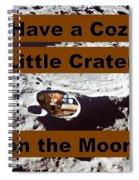 Crater13 Spiral Notebook