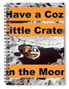 Crater16 Spiral Notebook