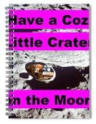 Crater23 Spiral Notebook