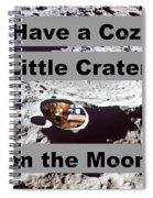 Crater27 Spiral Notebook