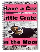 Crater29 Spiral Notebook