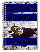 Crater32 Spiral Notebook