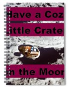 Crater33 Spiral Notebook