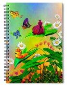 Crawlers Chorus Spiral Notebook