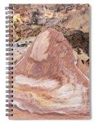 Crazy Hill Spiral Notebook