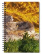 Crazy Horse Monument Pa Spiral Notebook