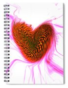 Crazy Love Spiral Notebook