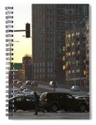 Crazy Traffic Spiral Notebook