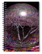 Crazy World- Spiral Notebook