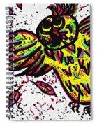 Crazybird Spiral Notebook