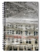 Cream City Cold Spiral Notebook