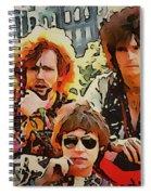 Cream Collection - 1 Spiral Notebook