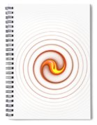 Cream Spiral Notebook