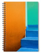 Creamsicle Spiral Notebook