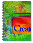 Create Spiral Notebook