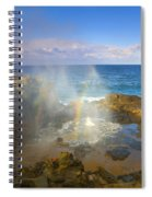 Creating Miracles Spiral Notebook