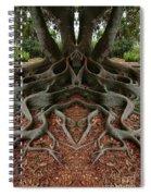 Creation 167 Spiral Notebook