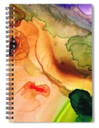 Creation's Embrace Spiral Notebook