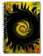 Creative Minds It Started With A Dahlia Spiral Notebook